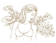 perawatan payudara, styling payudara