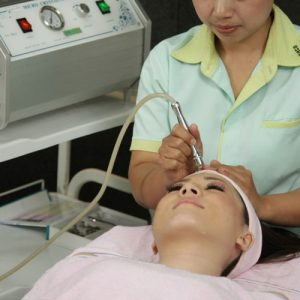 Diamond peel