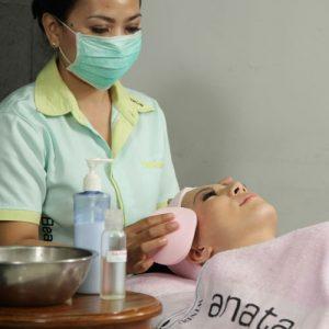 Cleansing wajah
