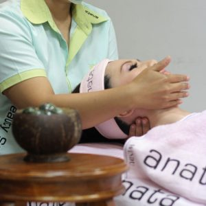 Massage wajah