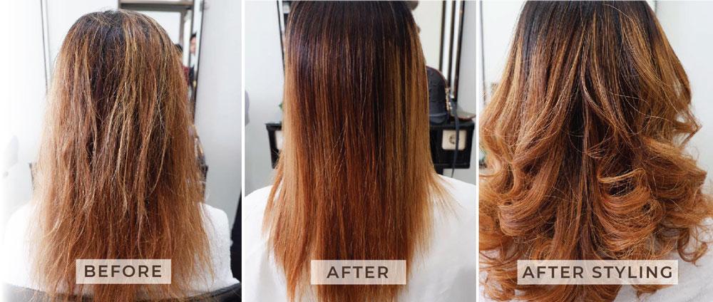 Keratin Treatment Anata Salon Bandung Most Popular Hair Beauty Skin Care